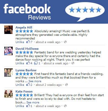 Facebook Reviews The Deltatones