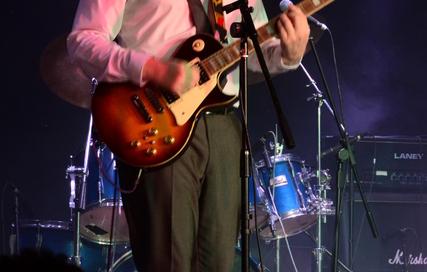 Steve - The Deltatones - T-Rex Gig