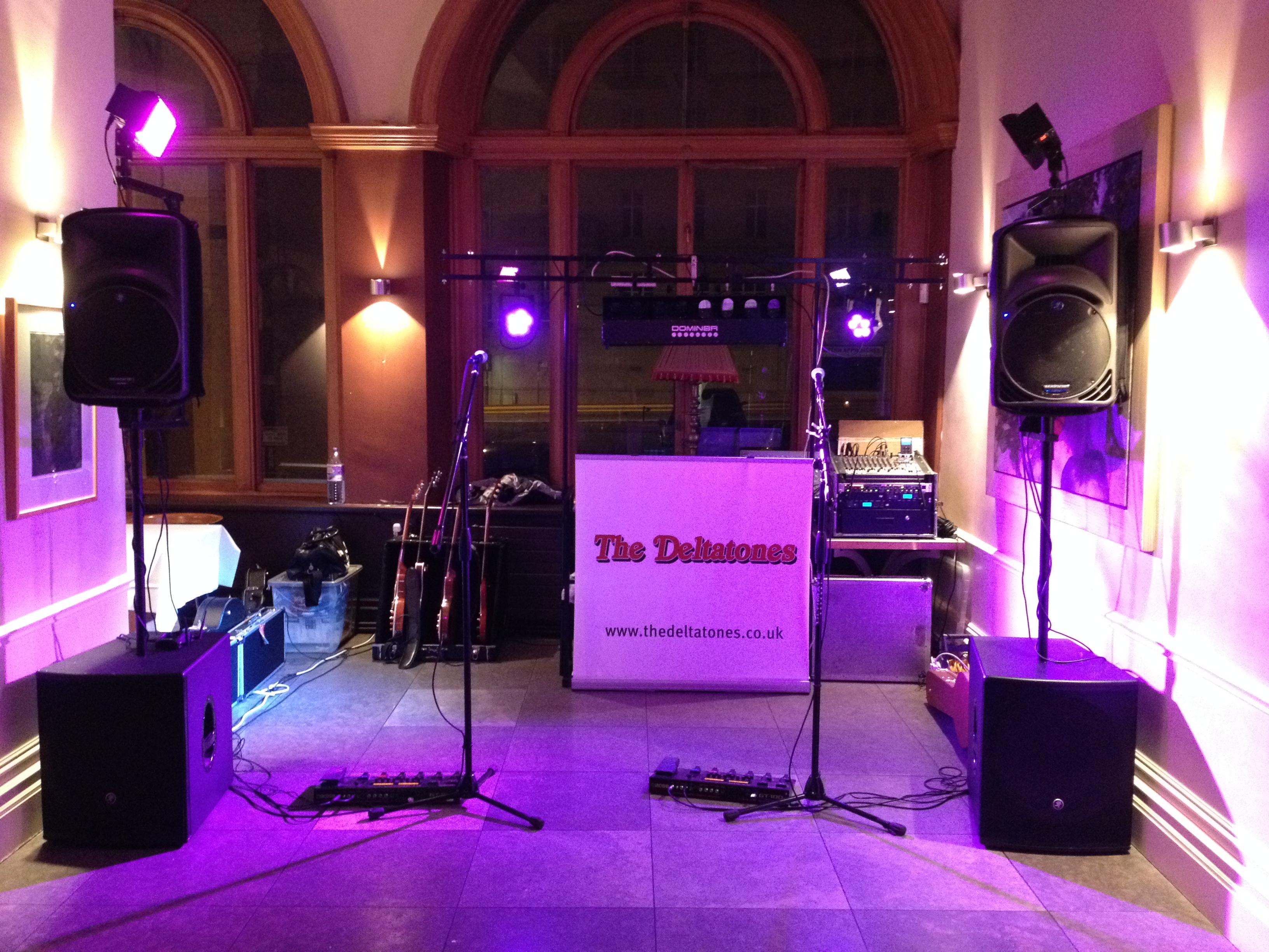 The Deltatones @ The Raquet Club