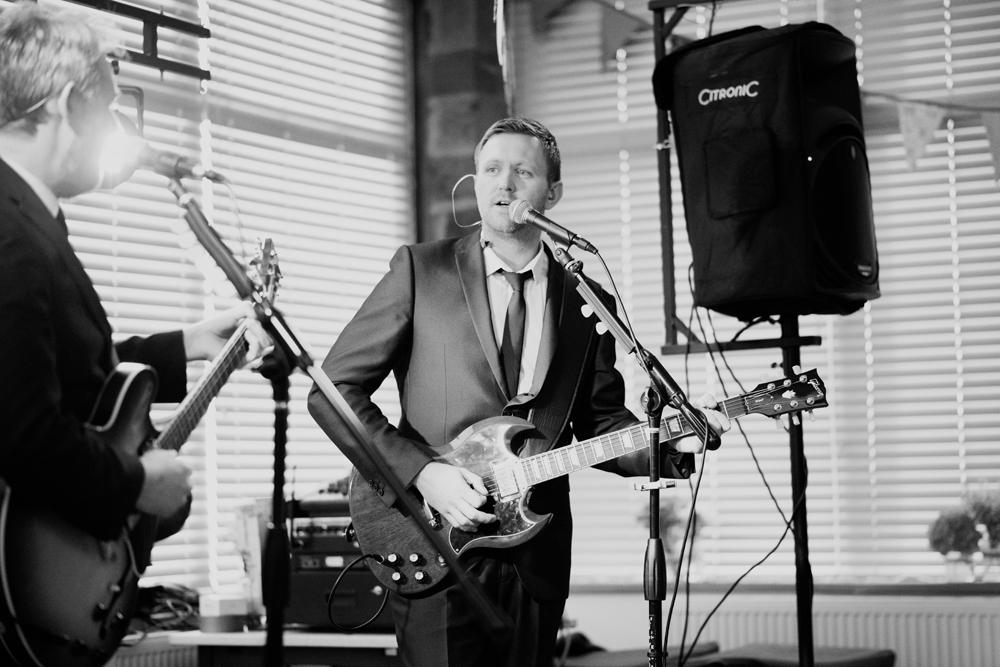 Wedding Band Beeston Manor
