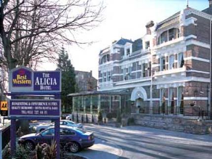 Best Western Alicia Hotel | Wedding Venue