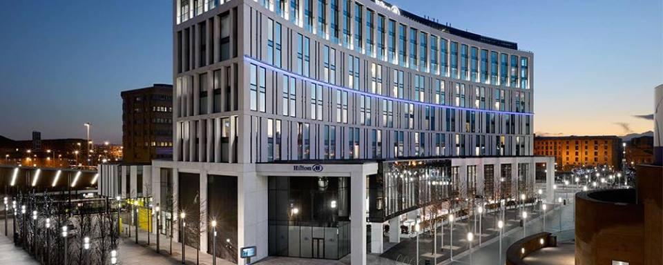 Hilton Hotel, Liverpool