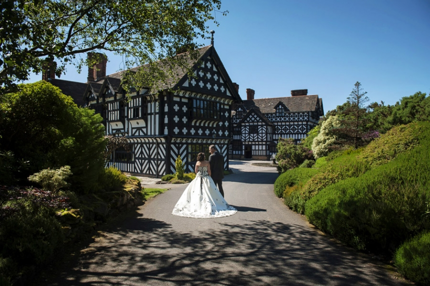 The Hillbark Hotel Royden Park Wirral Weddings The Uks Finest