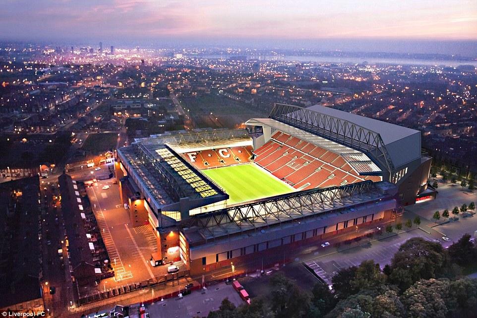 Liverpool Football Club, Anfield, Weddings