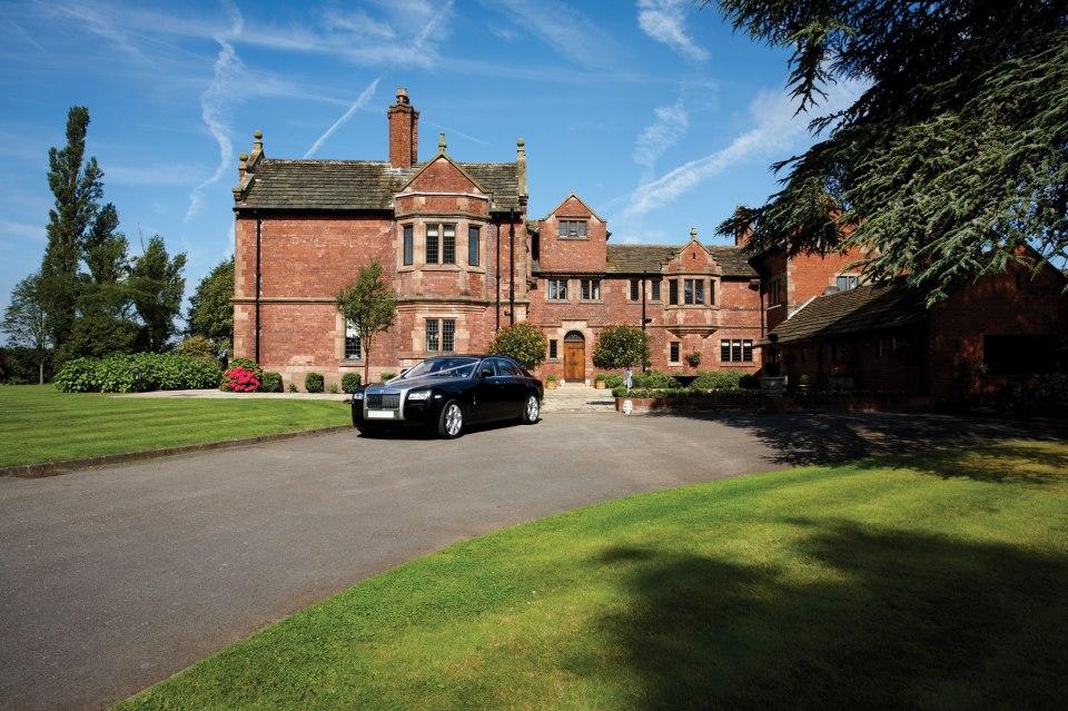 Colshaw Hall, Cheshire