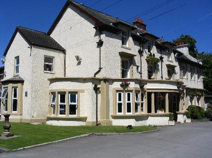 Briars Hall Hotel, Lathom