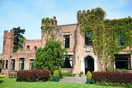 Crabwall Manor, Chester